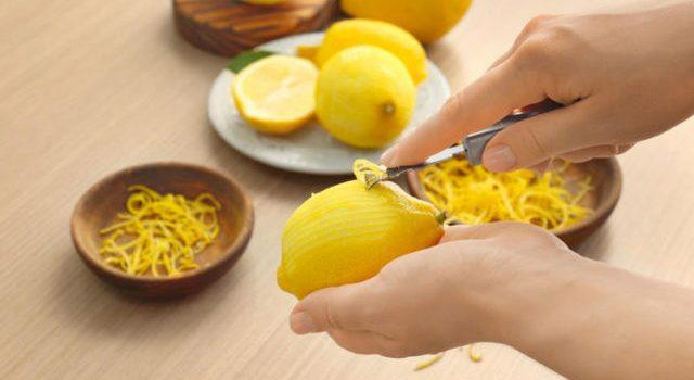 Limunova kora je zdravija i od limunovog soka: Evo šta sve možete s njom!