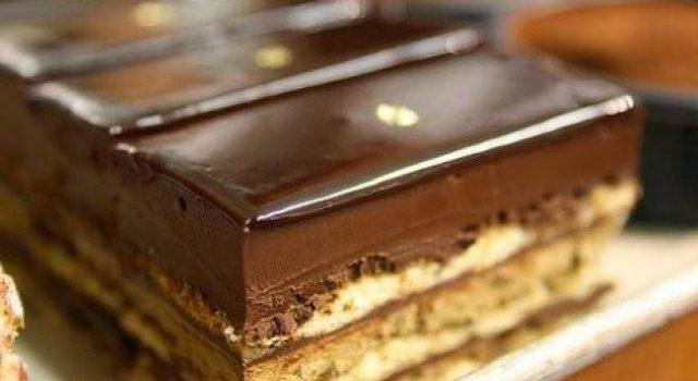 FRANCUSKI KOLAČ… Vrlo jednostavan recept, a pruža maksimum užitka